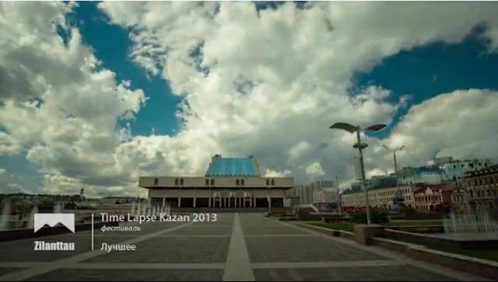 TimeLapse Kazan