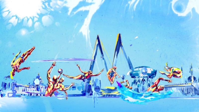 Showreel: FINA 2015